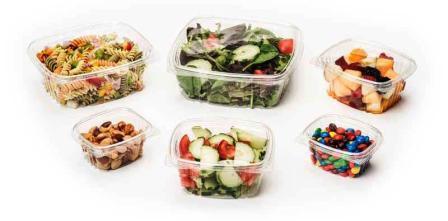 Пластмасови кутии за храна и опаковки