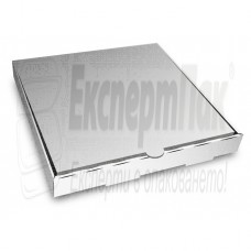 Фамилна кутия за пица кутия 60/60 Бяла кутия за пица, фамилна пица