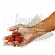 Ръкавици полиетиленови санитарни  100бр