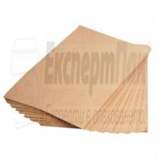 Кафява крафт хартия за сандвичи и бургери