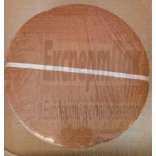Кръгла картонена подложка за пица ф24, кръгла подложка с диаметър 24см.