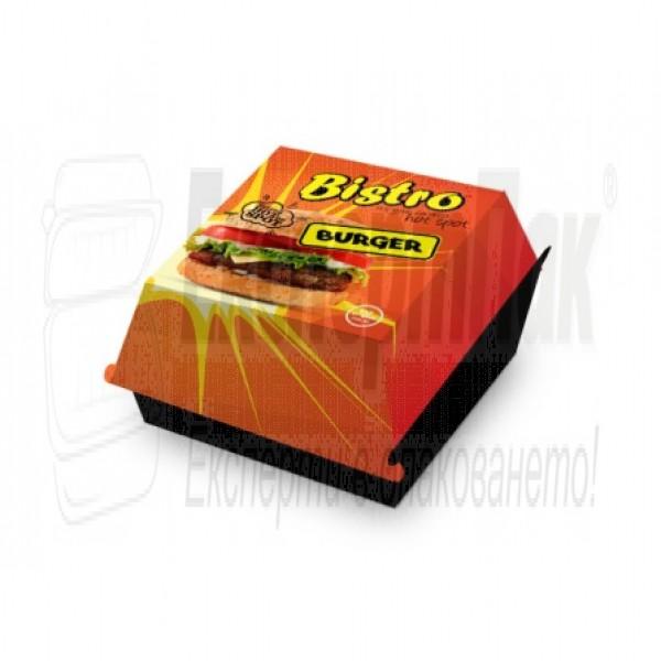 Кутия за бургер