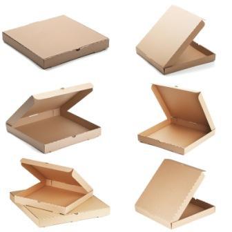 Кутии за пица с печат и без печат