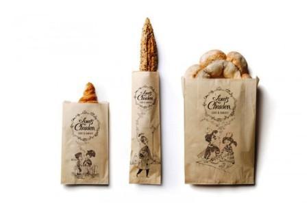 Хартиени пликове за хляб и закуски