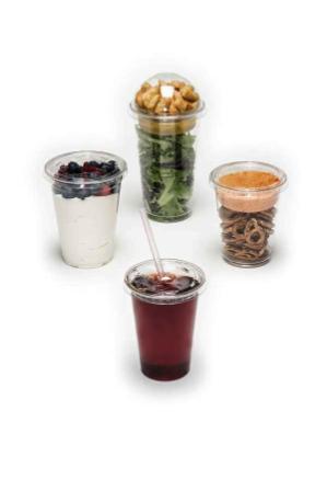 Пластмасови чаши