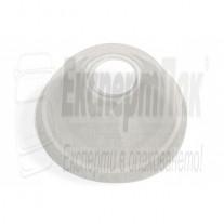 Капак с дупка за чаши 250мл 350мл 400мл 500мл ф95 (50бр.)