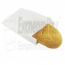 Хартиен плик за закуски, сандвич, хляб (бял) 17/27/7 Произвеждаме пликове с печат