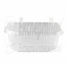 Пластмасова термо кутия 1л. с капак