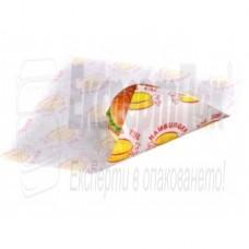Хартия БЯЛА в пакет 25х35см.  (2,5кг.) Можем да я брандираме с печат на текст и лого