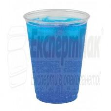 Пластмасова чаша 300мл за фреш, бира, сок