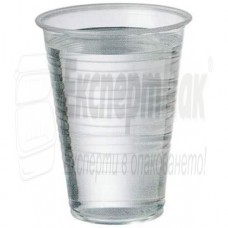 Пластмасова чаша 200 мл