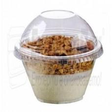 Пластмасова опаковка за десерт