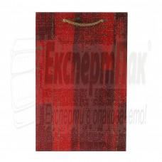 """Подаръчна торба """"Червено рае"""" 24/37"""