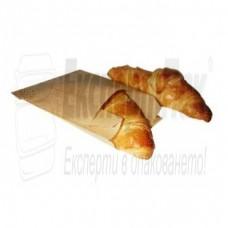 Хартиен плик за бисквити, сладки, сандвич, закуски или хляб 12/27см