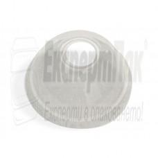 Обемен капак с дупка за чаши 350мл 400мл 500мл (Пакет 50 бр.)