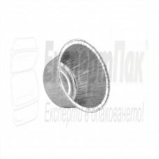 Алуминиева форма за крем карамел