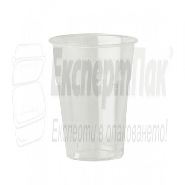 Пластмасови чаши за бира, фреш, базалкохолно, сок, фрапе 400мл