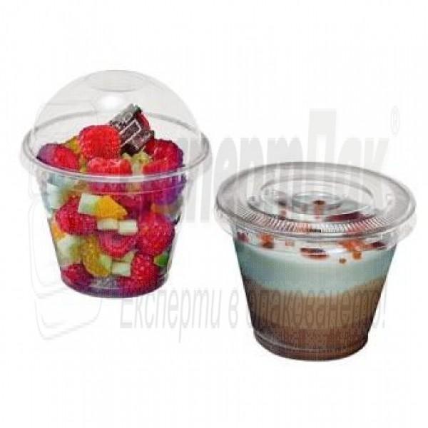 Пластмасова кутия за десерт