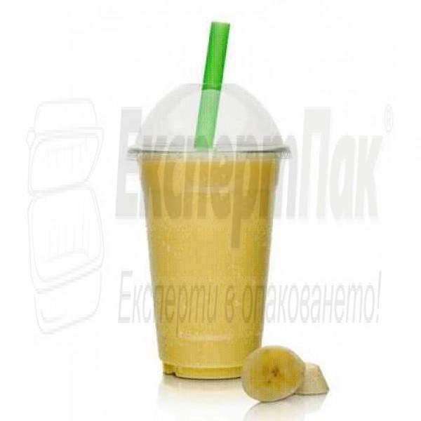 Пластмасова чаша за фреш, сок или бира 400мл