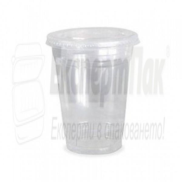 Пластмасова чаша за бира 500мл
